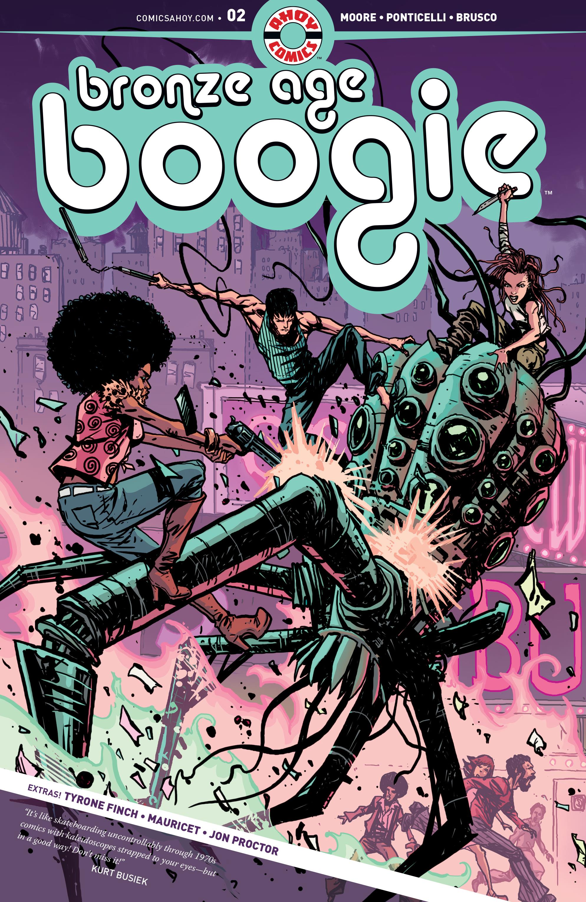 Bronze Age Boogie Vol 1 2