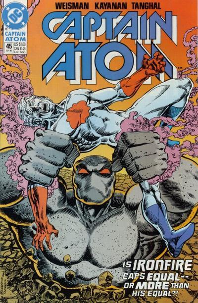 Captain Atom Vol 1 45