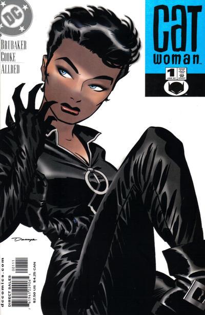 Catwoman Vol 3 1