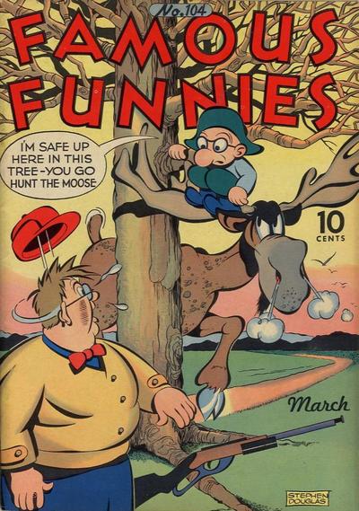Famous Funnies Vol 1 104