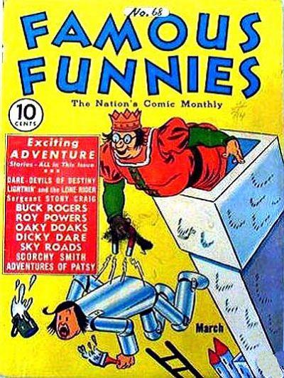 Famous Funnies Vol 1 68