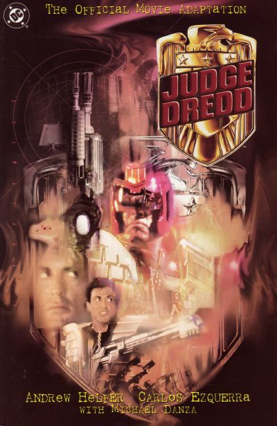 Judge Dredd: The Official Movie Adaptation Vol 1 1
