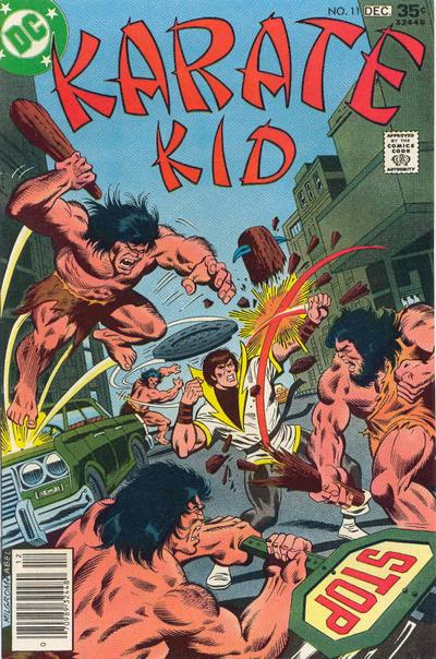 Karate Kid Vol 1 11