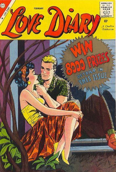 Love Diary Vol 3 3