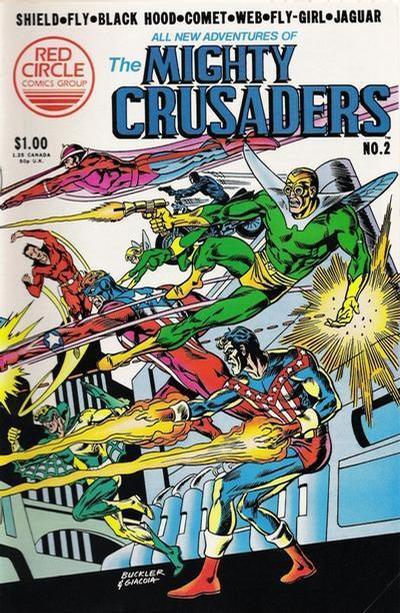 Mighty Crusaders Vol 2 2