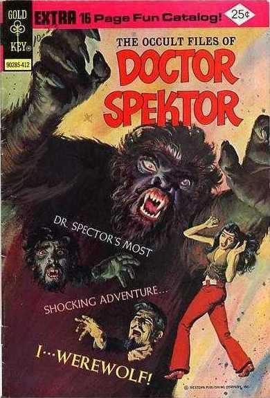 Occult Files of Dr. Spektor Vol 1 11