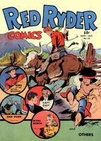 Red Ryder Comics Vol 1 15