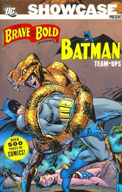 Showcase Presents: Brave and the Bold Vol 1 1