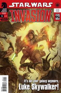 Star Wars: Invasion Vol 1 1