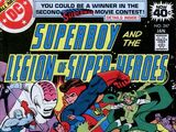 Superboy and the Legion of Super-Heroes Vol 1 247