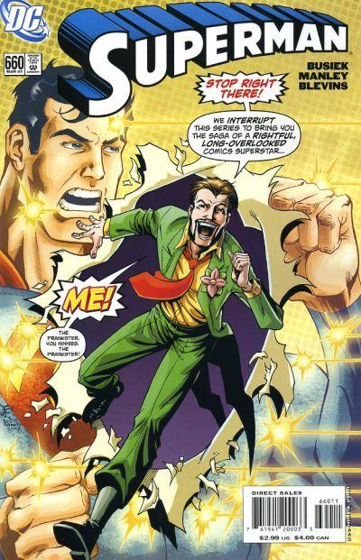 Superman Vol 1 660