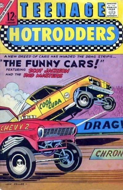 Teenage Hotrodders Vol 1 22