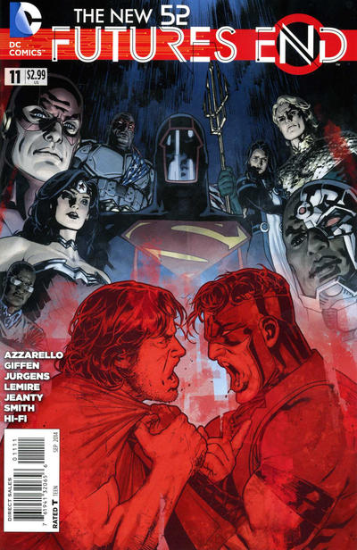 The New 52: Futures End Vol 1 11