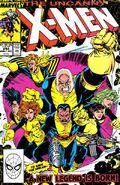 Uncanny X-Men Vol 1 254