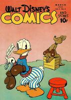 Walt Disney's Comics and Stories Vol 1 54