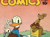 Walt Disney's Comics and Stories Vol 1 54