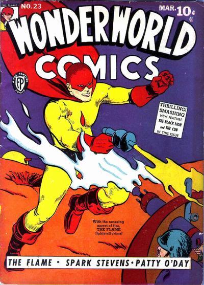 Wonderworld Comics Vol 1 23