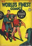 World's Finest Comics Vol 1 27