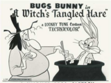 A Witch's Tangled Hare