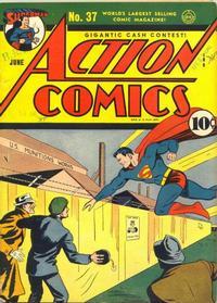 Action Comics Vol 1 37