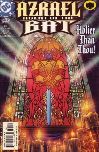 Azrael: Agent of the Bat Vol 1 93
