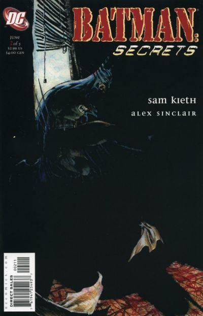 Batman: Secrets Vol 1 2