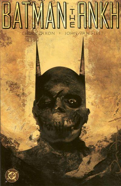 Batman: The Ankh Vol 1 1