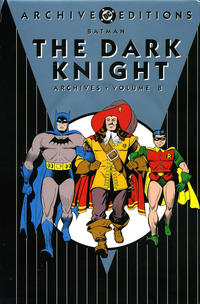Batman: The Dark Knight Archives Vol 1 8