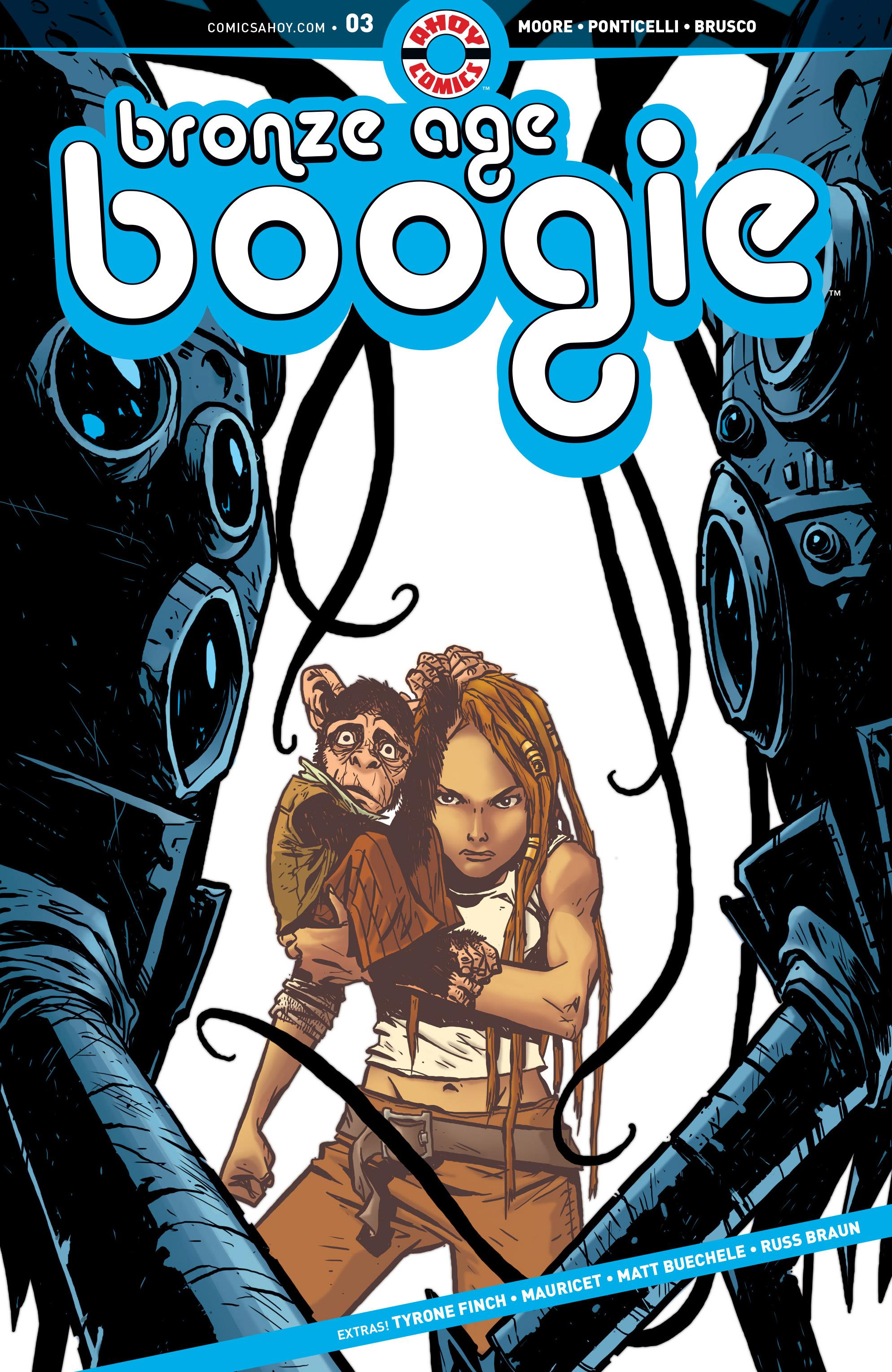 Bronze Age Boogie Vol 1 3