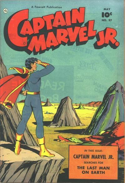 Captain Marvel, Jr. Vol 1 97