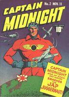 Captain Midnight Vol 1 2