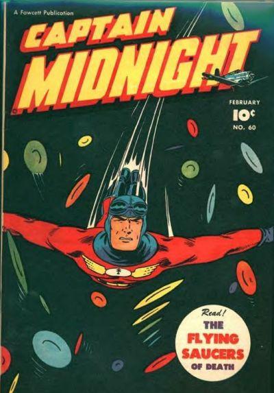 Captain Midnight Vol 1 60
