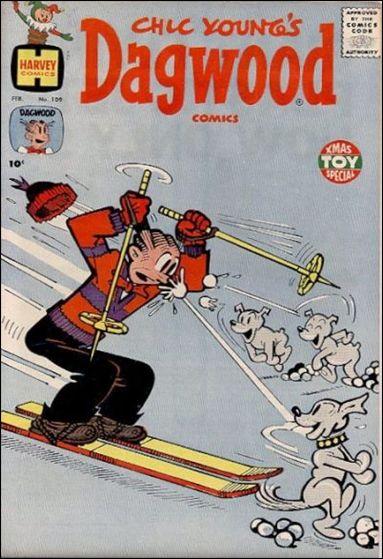 Dagwood Comics Vol 1 109