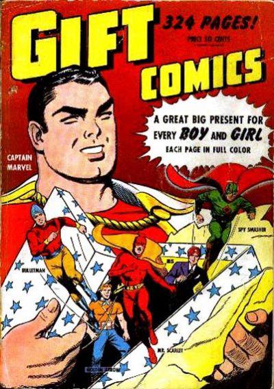 Gift Comics Vol 1 1