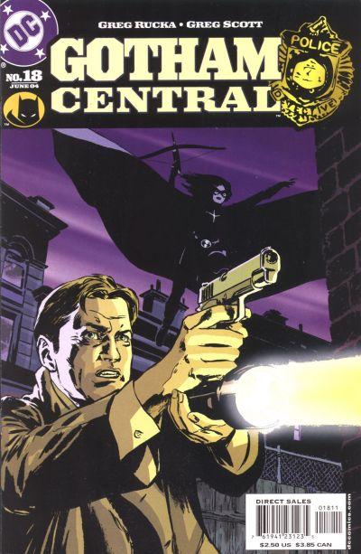 Gotham Central Vol 1 18