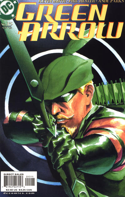 Green Arrow Vol 3 15