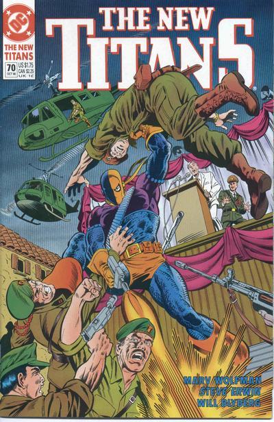 New Titans Vol 1 70
