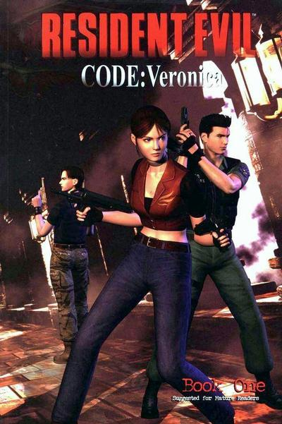 Resident Evil Code: Veronica Vol 1