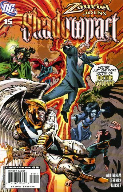 Shadowpact Vol 1 15