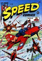 Speed Comics Vol 1 36