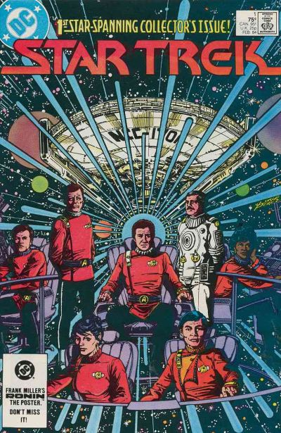 Star Trek (DC) Vol 1 1