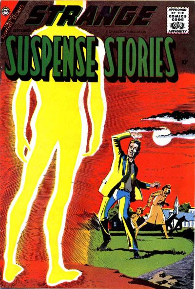 Strange Suspense Stories Vol 1 38