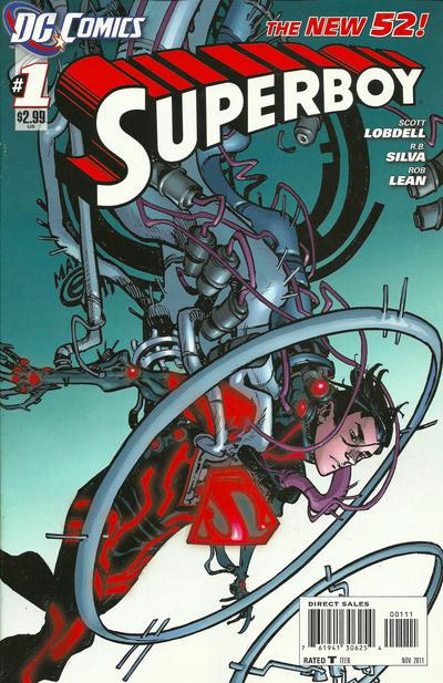 Superboy Vol 6 1