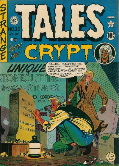 Tales from the Crypt (1950) Vol 1