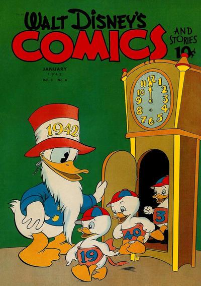 Walt Disney's Comics and Stories Vol 1 28