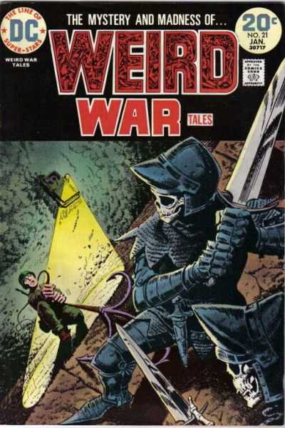 Weird War Tales Vol 1 21
