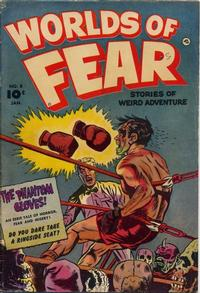 Worlds of Fear Vol 1 8