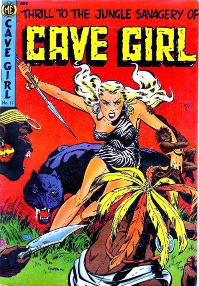 Cave Girl (comics)