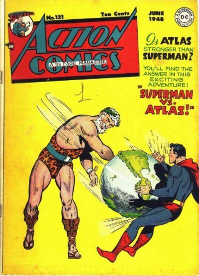 Action Comics Vol 1 121