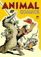 Animal Comics Vol 1 1